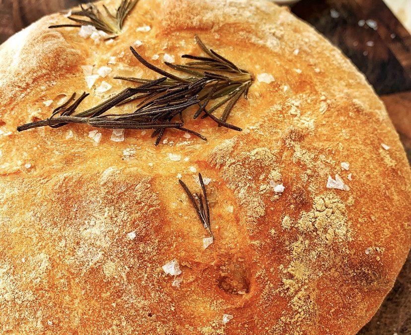 Rosemary & Sea Salt Loaf