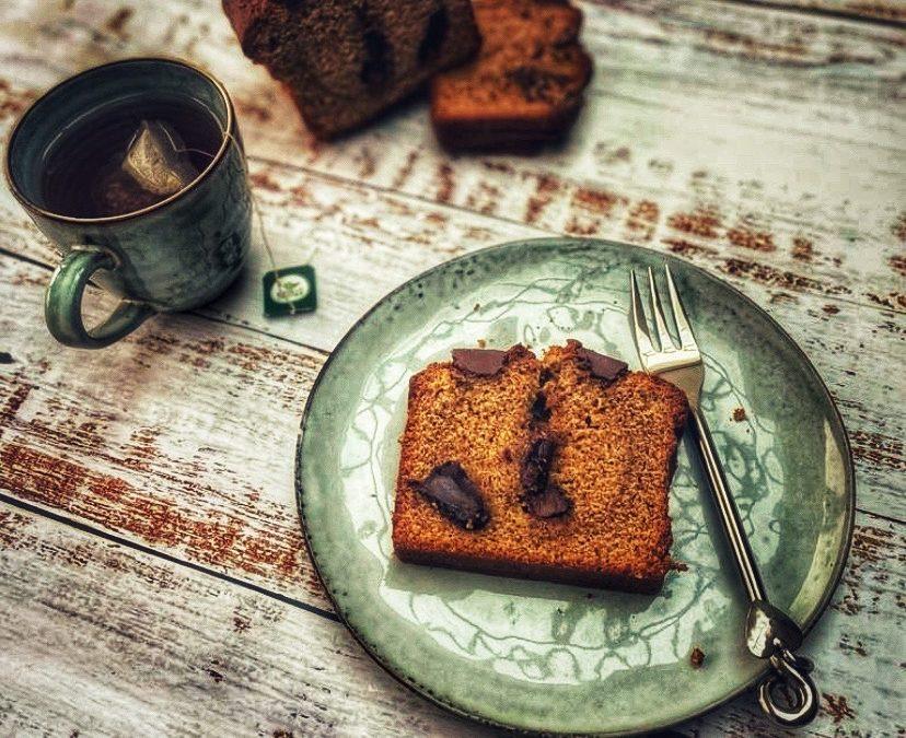 Banana & Chocolate Chunk Loaf